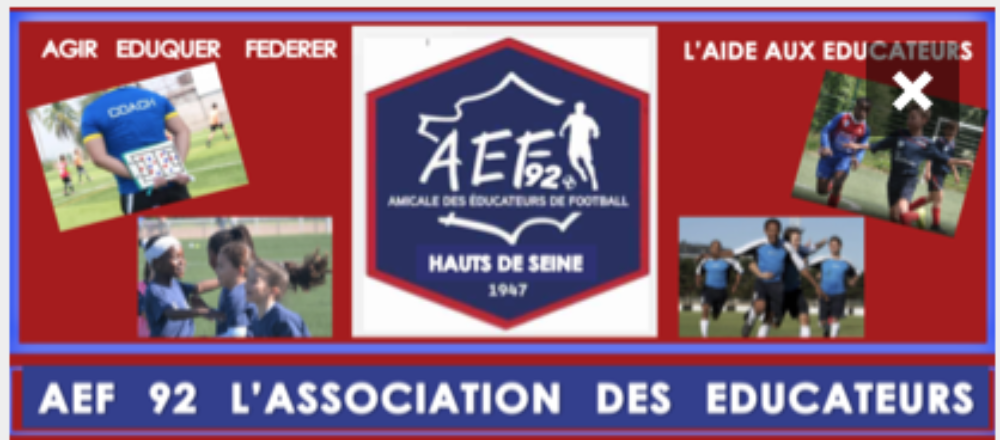 ASSOCIATION DES EDUCATEURS AEF92